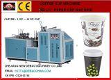 Máquina media automática aprobada de la taza de papel de la velocidad del CE