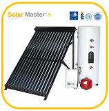 Calentador de agua solar del tubo de vacío 2016 Ssp2