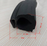 트럭 Windows와 Doors Edge Protective Rubber Seal Strip