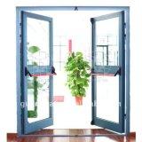 미국 호주 유럽 알루미늄 여닫이 창 문에서 최신
