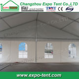 Clear PVC Windowsとの白いAluminum Frame Marquee Tent