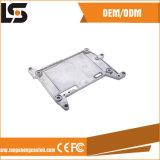Druckguss-Aluminiumteile für Nähmaschine-Lack-Tellersegment