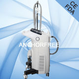 진공 Liposuction+Infrared Laser+Bipolar RF+Roller 안마 호리호리한 기계 진공 Facial 세륨