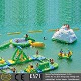 Riesige Mini-PVC-Plane-im Freien aufblasbarer sich hin- und herbewegender Wasser-Innenpark