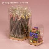 투명한 플라스틱 PVC/PP/PET foldable 수송용 포장 상자