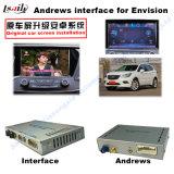 De androïde GPS VideoInterface van het Systeem van de Navigatie voor Opel Insignes, Vorstelijke Buick, Lacrosse, Enclave (het SYSTEEM van het RICHTSNOER)