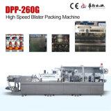 DPP-260g automática de alta velocidad blister máquina de embalaje para la tableta de la cápsula