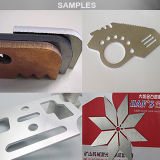 500W de Scherpe Machine om metaal te snijden van de Laser van de Vezel van het Hulpmiddel voor Verkoop