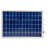 Integrated van uitstekende kwaliteit 5W LED All in One Solar Light