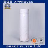 Высокотемпературный упорный цедильный мешок PTFE для термально энергетической промышленности