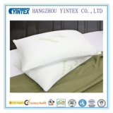 Triturar con espuma de memoria extraíble de fibra de bambú funda de almohada -Cinco Tamaños