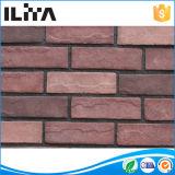 Hotsaleの霜抵抗人工的な文化石塀のクラッディングはタイルを張る外壁(YLD-18037)のためのBickの薄いベニヤを