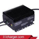 Cargador e indicador de la batería de repuesto de Haulotte Group 24 V 25 AMP