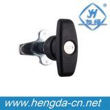 Trava da compressão do fechamento do punho da came T da porta de gabinete da alta qualidade (YH9680)