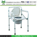 Medline Deluxe 3-in-1 Steel Commode