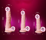 Injo silicone Dildo giocattolo per le donne Ij-S10040 o punto G