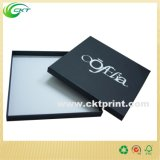 Черная коробка пакета Photobook с картоном (CKT-CB-157)