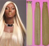 волосы Lbh 005 девственницы Remy выдвижения человеческих волос 8A естественные бразильские