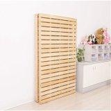 Einzelnes-Headed Foldable Wooden Bed für Schlafzimmer Furniture (WS16-0075, für das Schlafen)