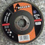 Disco abrasivo de la aleta de metal