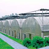 野菜温室のための外部日よけシステム