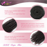 Preço de fábrica Kinky Curly Mogolian Wholesale Human Hair China