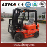 Ltma kann Dieselkleiner Gabelstapler des gabelstapler-1.5t im Behälter arbeiten