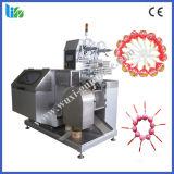 Machine à emballer ronde de torsion de sucrerie de lucette dans l'utilisation durable