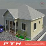 Casa moderna clásica simple del chalet de la American National Standard para el hogar/el apartamento/el centro turístico vivos