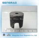 Постоянный подковообразный магнит алника для мотора