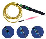 repère visuel de défaut de la fibre optique 20MW pour le câble de fibre de test