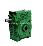 Engranaje de transmisión de la caja de engranajes del gusano del engranaje de la caja de engranajes de la reducción de Wpa-Fca