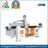 Ranurador del CNC de la máquina de grabado del CNC para el metal (Xfl-5040)