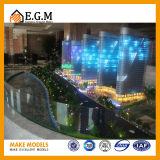 Modèles commerciaux de construction/modèles d'exposition/modèle multimédia de son et de lumière/modèle de personnalisation