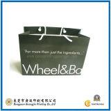 Sacco di acquisto di carta personalizzato dei vestiti (GJ-Bag722)
