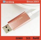 Bewegliches USB-Flash-Speicher-Fahrer-Kabel