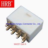 Fil de lancement de l'équivalent 4.2 de Molex pour embarquer le connecteur (5566, 5569)