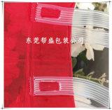 Sacchetto di plastica traslucido variopinto & borse del regalo
