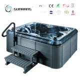 Neues Design Indoor Plastic Hot Tub mit Durable Vovers