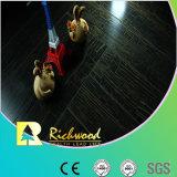 コマーシャル12.3mm E1ミラーのクルミの防水薄板にされた床