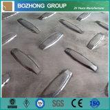 Plaque antidérapage en aluminium de la vente 5182 chauds