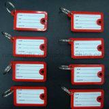 La identificación Keychain del plástico, identifica Keychain