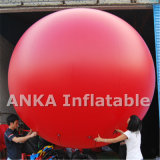 3m 거대한 빨간 팽창식 상업적인 싼 풍선