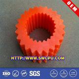 Dente reto da alta qualidade do OEM/chanfro/coroa plástica/engrenagem helicoidal (SWCPU-P-G035)