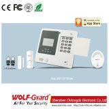 Alarma casera del sintonizador SMS del G/M de la seguridad de /Business con las guías de la voz para la operación (YL-007M2K)