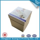 Contenitore impaccante di monili del documento del cartone di stampa di colore (GJ-box127)