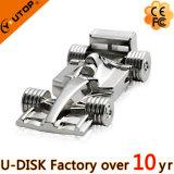USB creativo Pendrive (YT-1229) del metallo del regalo della vettura da corsa F1