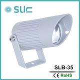 3W는 LED 반점 빛, 옥외를 위해 스포트라이트로 비추는 LED를 방수 처리한다