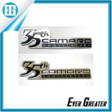 カスタマイズされたCar Plastic Badge Emblems Sticker 3D Metal Car Auto 3D Alloy Badge