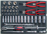 Ensemble d'outils de chariot 270PCS avec emballage en mousse (FY238A)